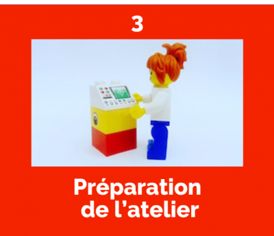 3. Preparation atelier