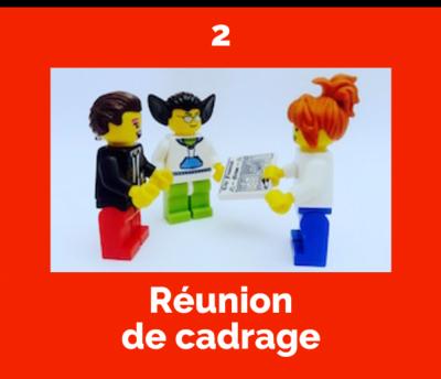 2. Reunion cadrage