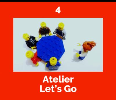 4. Atelier Let's Go